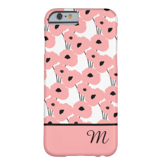 LA MODA IPHONE 6 CASE_MOD 04 SE RUBORIZA LAS FUNDA BARELY THERE iPhone 6