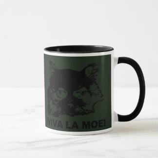 ¡La Moe de Viva! Taza