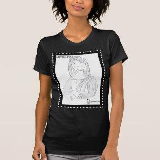 La mona Luisa Camisetas