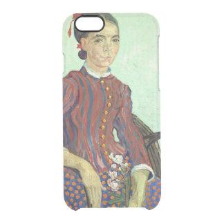 La Mousmé de Van Gogh el | Funda Clearly™ Deflector Para iPhone 6 De Uncommon