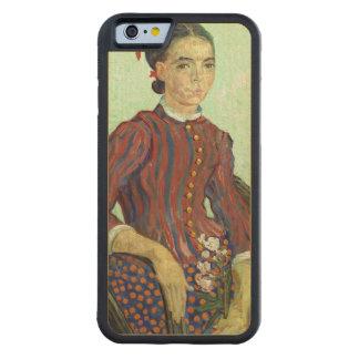 La Mousmé de Van Gogh el   Funda De iPhone 6 Bumper Arce