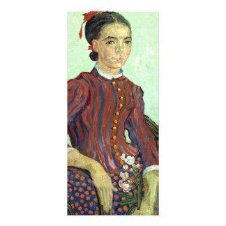 La Mousmé de Van Gogh el | Tarjeta Publicitaria