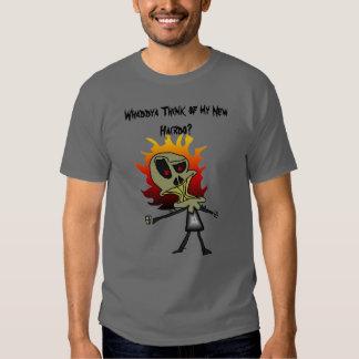 La muerte consigue un nuevo 'Doo Camisetas