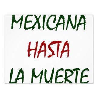 La Muerte de Mexicana Hasta Comunicados