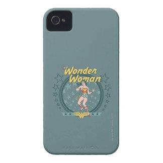 La Mujer Maravilla apenó diseño de la estrella Case-Mate iPhone 4 Protector