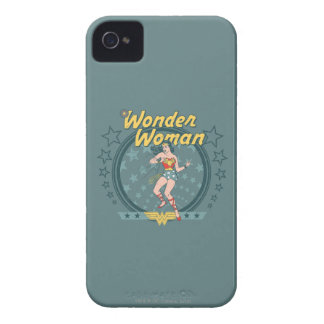La Mujer Maravilla apenó diseño de la estrella iPhone 4 Carcasas