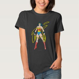 La Mujer Maravilla sostiene el lazo 5 Camisetas