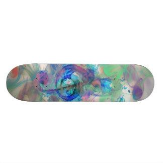 La música colorida fresca observa imagen de los ef patinetas personalizadas