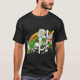 La música es mi salvador T Camiseta