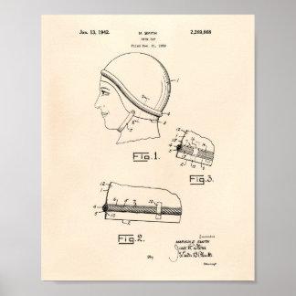La nadada Gap 1942 patenta el arte Peper viejo