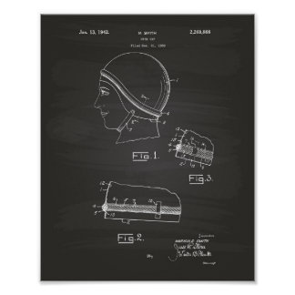 La nadada Gap 1942 patenta la pizarra del arte
