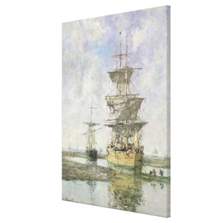 La nave grande, 1879 (aceite en lona) lona estirada galerias