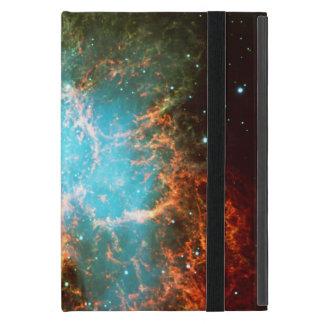 La nebulosa de cangrejo en el tauro - universo iPad mini protector