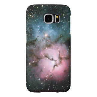 La nebulosa protagoniza el scienc fresco del funda samsung galaxy s6