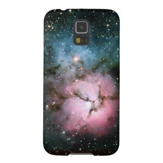 La nebulosa protagoniza la naturaleza fresca del carcasa para galaxy s5