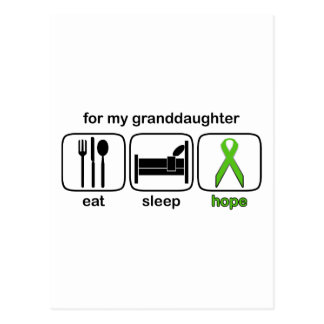 La nieta come la esperanza del sueño - linfoma postal
