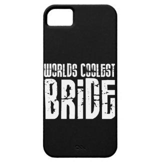 La novia más fresca de los bodas de los mundos iPhone 5 cárcasas