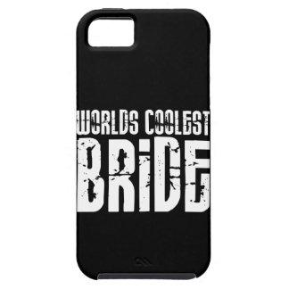 La novia más fresca de los bodas de los mundos nup iPhone 5 Case-Mate coberturas