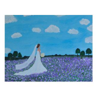 La novia postal
