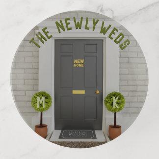 La nueva casa casera de los recienes casados