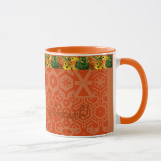 La nueva taza de los jardines del día a cultivar