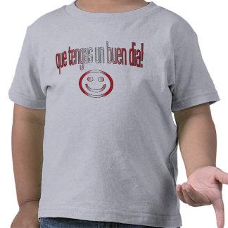 ¡La O.N.U Buen Día de Que Tengas! Colores de la Camisetas