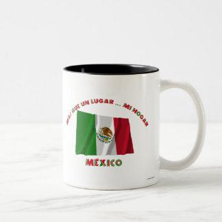 La O N U Lugar de México - de Más Que Tazas De Café