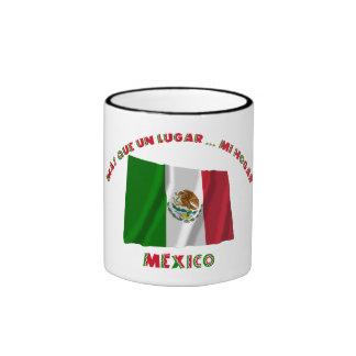 La O.N.U Lugar de México - de Más Que Tazas De Café