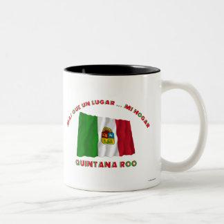 La O N U Lugar… MI Hogar de Quintana Roo - de Más Tazas