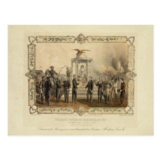 La oferta pasada de la reconciliación de Henry Postal