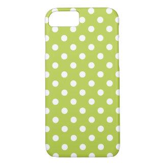La oferta tira la caja verde del iPhone 7 del Funda iPhone 7