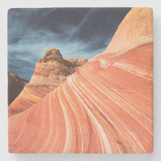 La onda, acantilados bermellones, Arizona Posavasos De Piedra