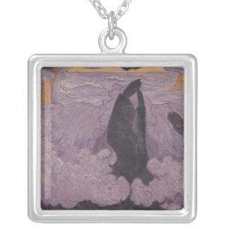 La onda violeta, c.1895-6 colgante cuadrado