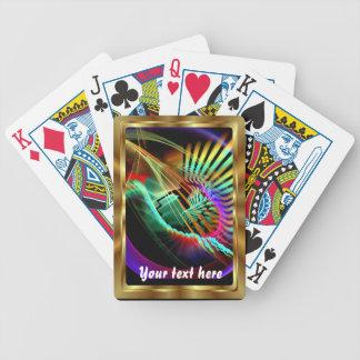 La opinión de la suegra el jugar de tarjetas Apop Barajas De Cartas