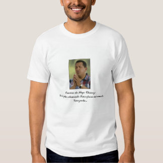 La Oración de Chavez Camiseta