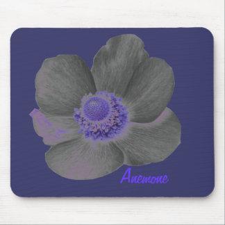 La oscuridad adaptable soña la flor Mousepad de la Alfombrilla De Ratón