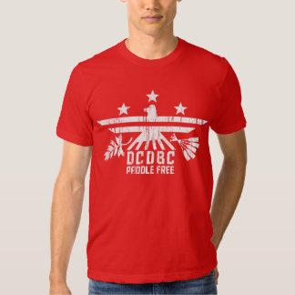 La paleta de DCDBC libera Camisas