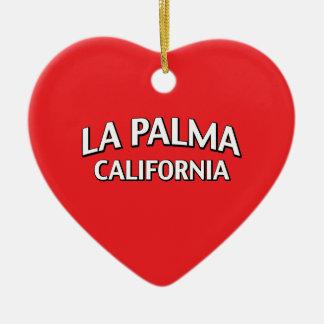 La Palma California Ornamento Para Reyes Magos