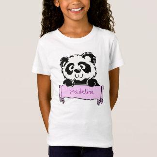 La panda de Madeline Camiseta
