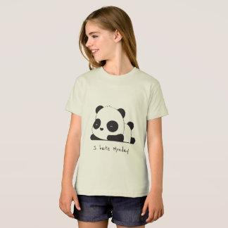 La panda embroma la camiseta