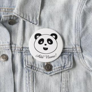 La panda linda, añade el botón conocido