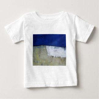 La pared camiseta de bebé