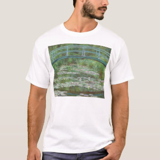 La pasarela japonesa de Monet (1899) Camiseta