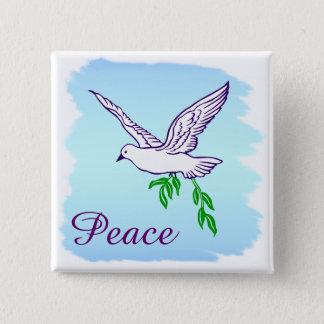 La paz de encargo se zambulló con el botón de la