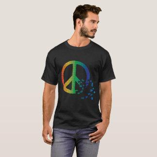 La paz es un rompecabezas camiseta