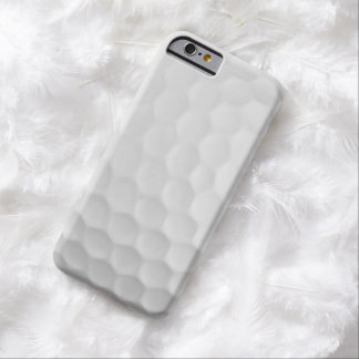 La pelota de golf forma hoyuelos el modelo funda de iPhone 6 barely there