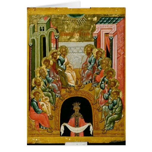 La pendiente del Espíritu Santo Tarjeton