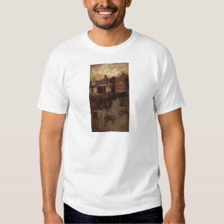 La pequeña casa roja por la marmota de James Camisas