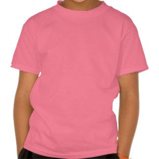 La pequeña princesa angelical embroma la camiseta