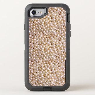 La perla diseñó iphone funda OtterBox defender para iPhone 8/7